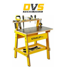 Stanley jr toy workbench