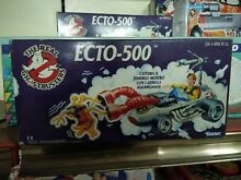 Ecto 500 the real ghostbusters