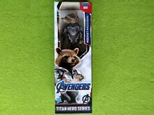 Avengers rocket raccoon titan hero