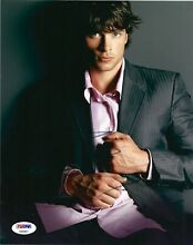 Tom welling as clark kent signed