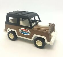 Brown 5 land rover w trailer hitch