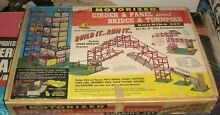 Kenner motorized girder panel and