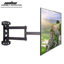 27 55 tv wall mount airticulating