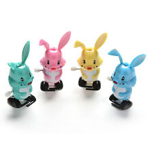 Rabbit colorful funny somersault