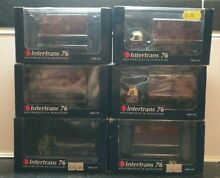 Collection of 6x intertrans 76 1 76