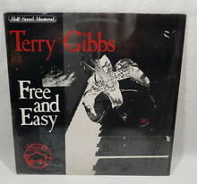 Terry free and easy vinyl record