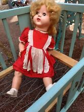 Palitoy 1950 s walking doll hard