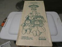 New 1983 1984 coleco doll 3950 3951