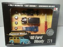 American muscle ford woody