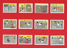Poster stamps wooden crazy horse