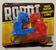 Robots hand held battle finger
