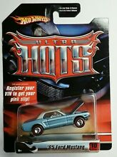 65 ford mustang hot wheels ultra