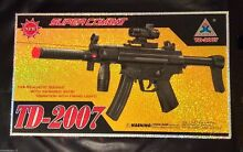 Td 2007 kids toy military assault
