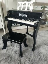 30 key fancy baby grand piano bench