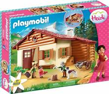 Playmobil heidi 70253 heidi in the