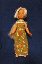 Dina doll from the ideal growing