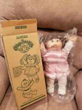 Cabbage patch kid girl coleco 1984