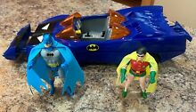 1984 batmobile vehicle w batman and