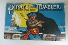 Pirate and traveler geographical