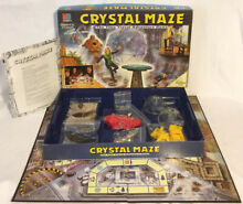 Crystal maze board game 1993 mb