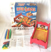 Bed bugs board game 1985 mb 100