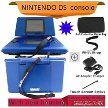 Handheld system new housing console