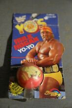 Action figure hasbro wwf hulk hogan