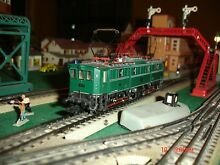 Ho scale 33291 articulated electric