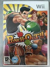 Punch out jeu nintendo wii complet