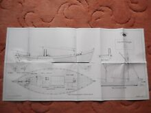 Modellers draught plans of owner s