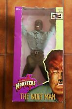 The wolf man boxed action figure
