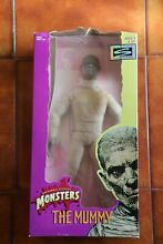 The mummy boxed action figure