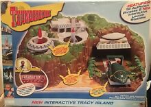 Tracy island figures and vehicles