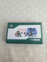Nintendo zelda game watch retro lcd