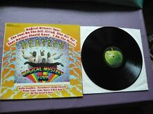 1 lp the magical mystery tour sehr