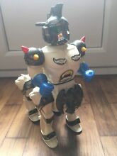 Robot centaur toy no brand power