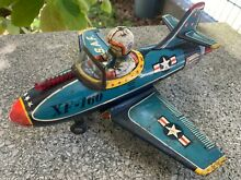 1960 s ese tin fighter jet 11 by