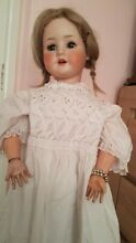 Bisque doll 29 mold 914