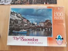 Ltd the snowdon 1500 piece jigsaw