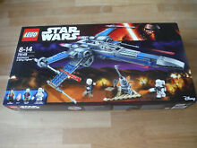 Lego 75149 resistance x wing