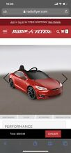 Electric car model s for kids 2 8 y