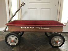 Radio flyer red wagon local pickup