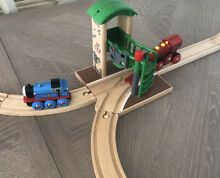 33674 signal station for wooden