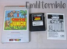 A cbs donkey kong junior completo