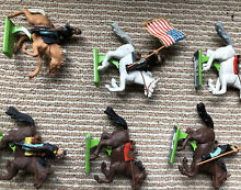 Toy soldiers 7 cavalry
