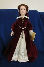 Franklin mint queen mary i doll