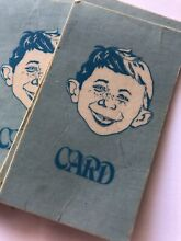 Mad magazine board game cards only