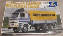 1 24 scania t 142h 6x2 canvas truck