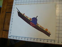 11 x 14 toy poster tin toy paddle