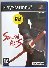 Samurai aces rare playstation 2